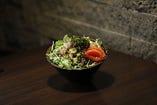 アボカドと鮮魚のサラダ
