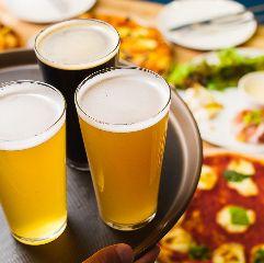 Craft beer&PIZZA 100K 四条烏丸店