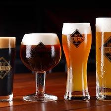 【新橋】こだわりのクラフトビール
