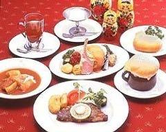 ロシア料理 ツンドラ