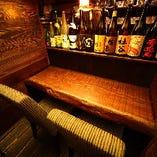 カップル席、カウンター個室