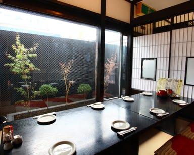 宴会個室・お好み焼き ジュウジュー 五井駅西口店 店内の画像