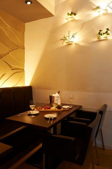 キッチン ボンノ 桜木町店 徳島県産食材使用 コースの画像
