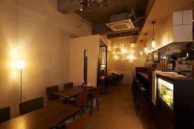キッチン ボンノ 桜木町店 徳島県産食材使用 こだわりの画像