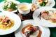 【宴会】チーズフォンデュとダチョウ料理が入った飲放付コース