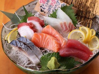 江坂 海鮮食堂 おーうえすと  メニューの画像
