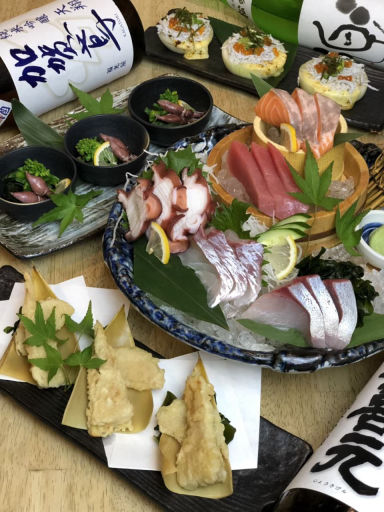 江坂 海鮮食堂 おーうえすと  こだわりの画像