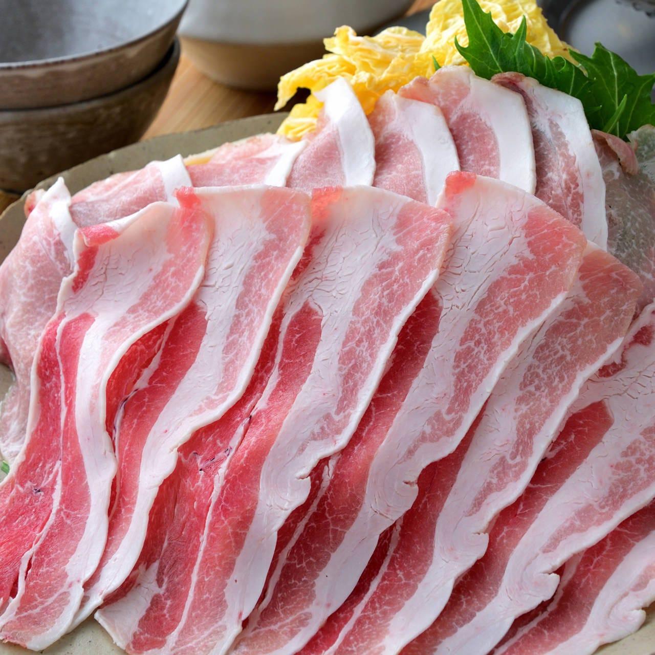 当店自慢!奈良の郷Pork