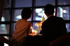 ◇記念日DINNER◇ 予約制・窓側席確約/特別な日に至福の喜びを感じる逸品を…♪〈全10品〉8,000円