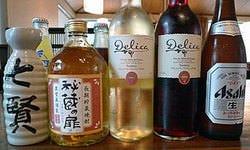 地酒・甲州ワインもご用意してます!