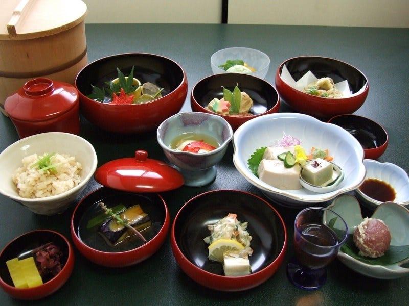京の精進料理 泉仙 大慈院店