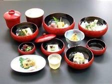 ◆古来より代々伝わる精進料理