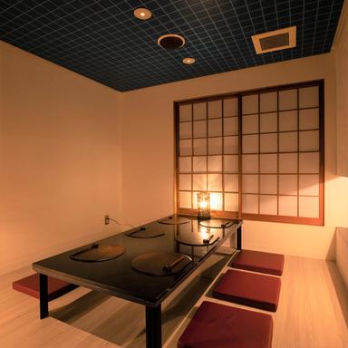 日本料理 まつ井 358  店内の画像