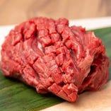 赤身肉はじめました☆ハラミ・ヒレ・タンを厚切りの塊肉で!!