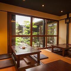 京町家の個室専門店 京季節料理 凛月