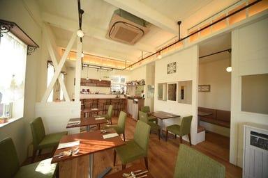 カフェ・ブランシュ  店内の画像