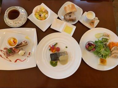 カフェ・ブランシュ  コースの画像