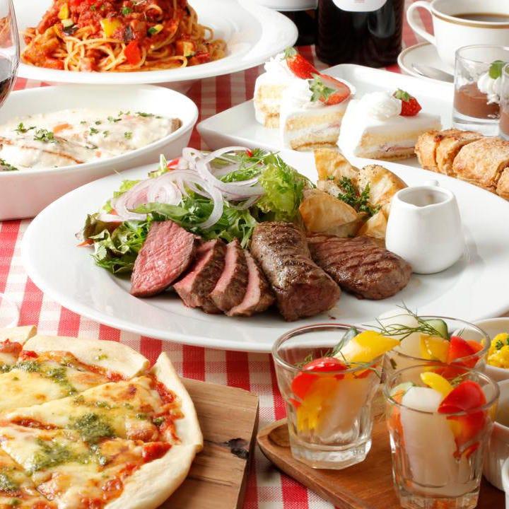 街のイタリア料理屋さん ポン吉