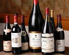 こだわりワインをお値打価格で♪