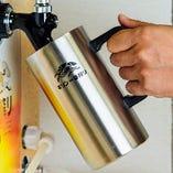 【魔法のジョッキ】冷たい状態が保てる魔法のジョッキで、ビールがずっと美味しい!
