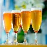 【クラフトビール】日替わりでオススメの美味しいクラフトビールをご提供