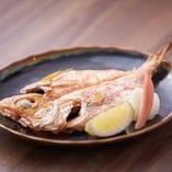 沼津港直送、金目鯛の美味しい干物