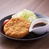 仙台産「牡蠣のクリームコロッケ」