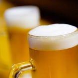 ソフトドリンク&アルコール