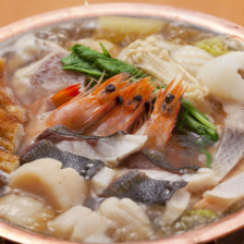 海鮮ちゃんこ鍋・海鮮鍋も自慢です!