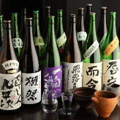 日本酒専門居酒屋 かもすや酒店 荏原中延駅前店