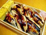 ほろりとする旨さの穴子寿司 これは押さえておきたい