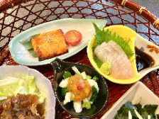 季節を感じて頂く和食の創作料理