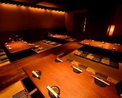 個室空間 湯葉豆腐料理 福福屋 八丁堀駅前店 店内の画像