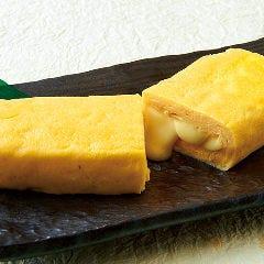 濃厚チーズ入り厚焼き玉子