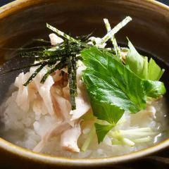 鶏飯(鳥元茶漬け)