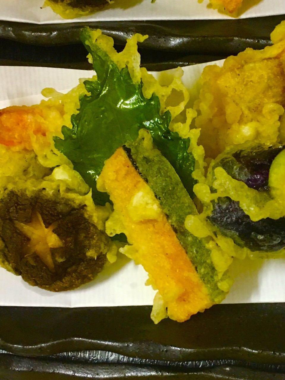 寿司屋の天ぷら