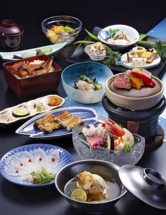京都直送食材を使用しております