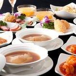 飲放題付コース料理は4,500円からご用意!