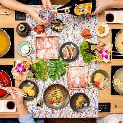 アグー豚しゃぶと沖縄料理 安里家 OSAKA