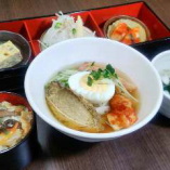 冷麺&味めしランチ