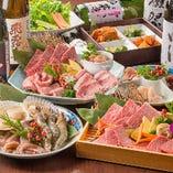 【コース】 各種宴会をはじめ接待や記念日にも最適なコース