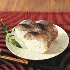 とろさば棒寿司