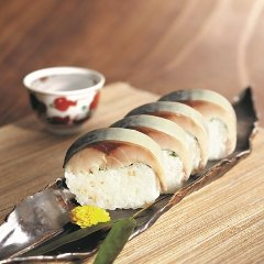 松前風とろさば棒寿司