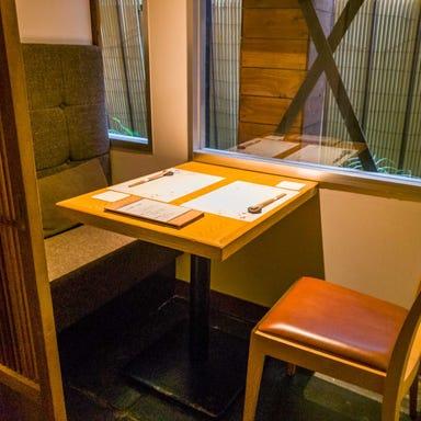 神楽坂 SHUN・分家  店内の画像