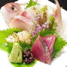 ◆毎朝届く新鮮食材!!