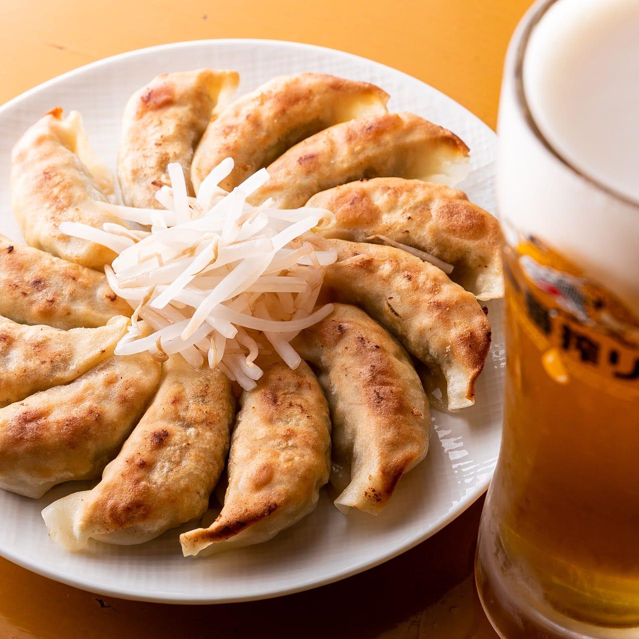 「浜松餃子学会」承認。もっちりとした食感でヘルシーさが人気