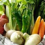 野菜本来の味『有機野菜』 <八ヶ岳 南麓ファーム>