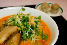 【リピーター続出】くせになる坦々麺