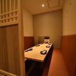 気楽に入れるテーブル個室