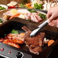 BBQ PLAY GROUND お台場デックス東京ビーチ
